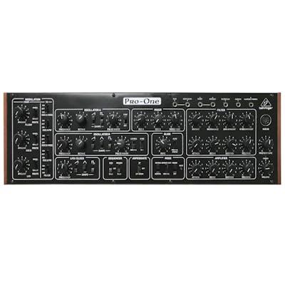 Behringer PRO-1 Dual-VCO Analog Desktop Synthesizer