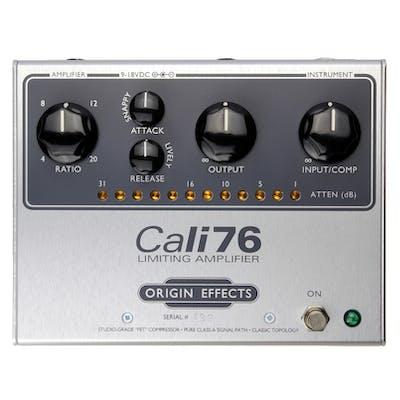Origin Effects Cali76-TX Reissue Compressor Pedal