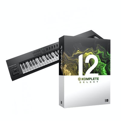 Native Instruments Komplete Kontrol A61 Bundle with Komplete 12 Select