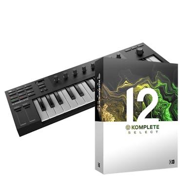 Native Instruments Komplete Kontrol M32 Bundle with Komplete 12 Select