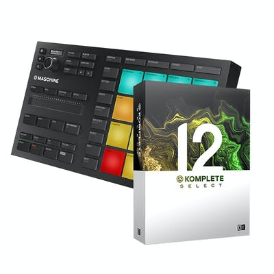 Native Instruments Komplete Mikro Mk3 Bundle with Komplete 12 Select