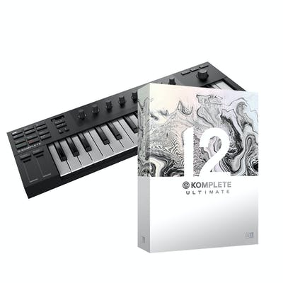 Native Instruments Komplete Kontrol M32 with Komplete 12 Select & Upgrade to Ultimate Collector's Edition
