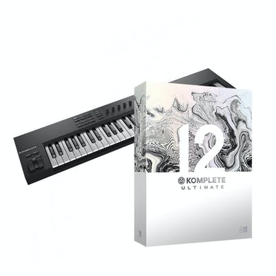 Native Instruments Komplete Kontrol A61 w/ Komplete 12 Select, Komplete 12 Upgrade to Ultimate Collector's Edition