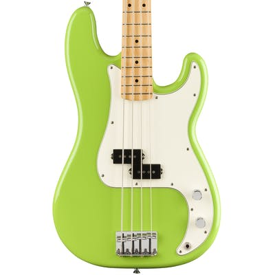 Fender FSR Ltd Edition Player Precision Bass in Electron Green