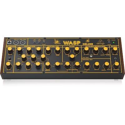 Behringer Wasp Deluxe Hybrid Desktop Synthesizer