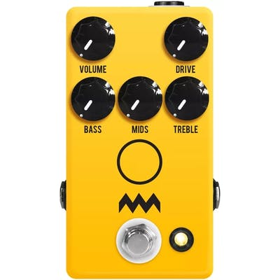 JHS Pedals Charlie Brown Overdrive v4