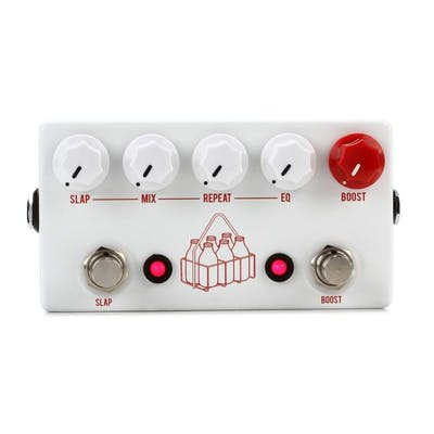 JHS Pedals Milkman Tape Delay Pedal with Booster Enhancer