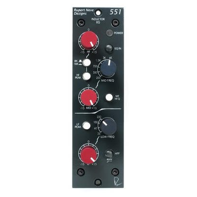 Rupert Neve Designs 551 Portico 500 series Inductor EQ