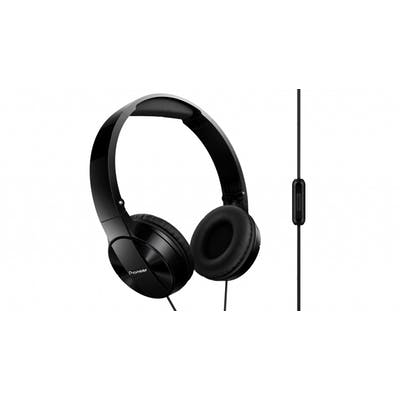 Pioneer SE-MJ503T Collapsible Design Closed Back Headphones
