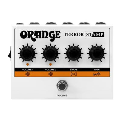 Orange Terror Stamp 20w Valve Hybrid Guitar Amp Pedal