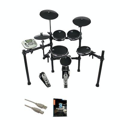 Tourtech TT22M Mesh Drumkit w/ Superior Drummer 3 Bundle