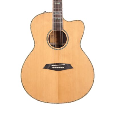 Sire R7 Grand Concert Electro Acoustic Guitar in Natural