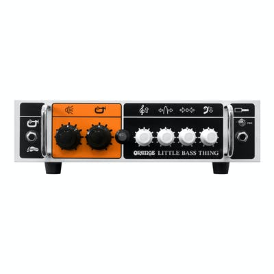 Orange Little Bass Thing 500w Amp Head