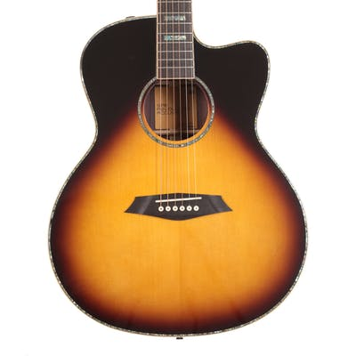Sire R7 Grand Concert Electro Acoustic Guitar in Vintage Sunburst