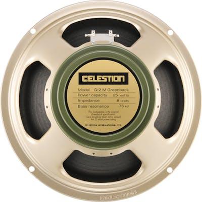 Celestion 25W 8 ohm G12M Greenback Speaker