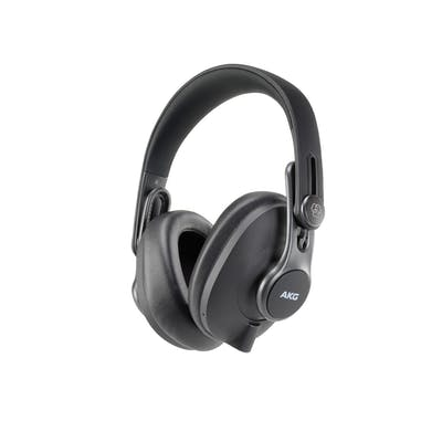 AKG K371-BT Closed-back Studio Headphones with Bluetooth