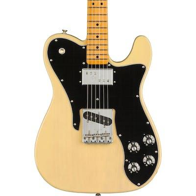 Fender American Original '70s Telecaster Custom in Vintage Blonde