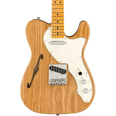 Fender American Original '60s Telecaster Thinline in Aged Natural