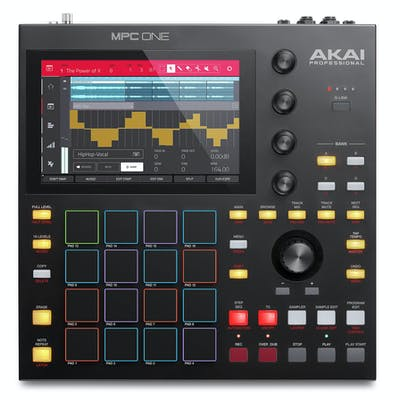Akai Professional MPC One Standalone Music Production Controller