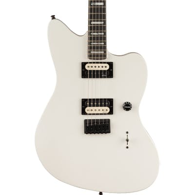 Fender Jim Root Signature Jazzmaster V4 In Arctic White
