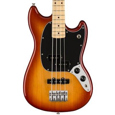 Fender Player Mustang Bass PJ in Sienna Sunburst