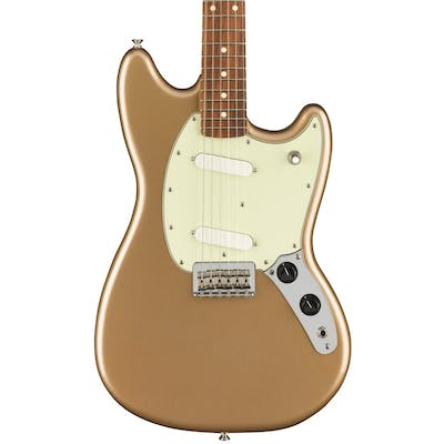 Fender Player Mustang in Firemist Gold