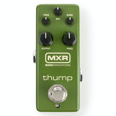 MXR Thump Bass Preamp Pedal