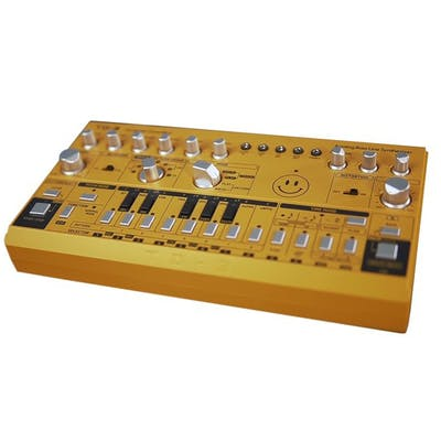 Behringer TD-3 Analog Bass Line Synth in Yellow