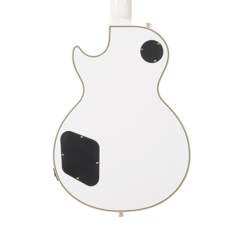 3 Ply Lp Les Paul Style Left-handed Universal Guitar Pickguard,white
