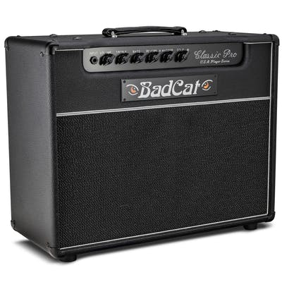 Bad Cat Classic Pro 20 Reverb USA Player Series 20W 1x12