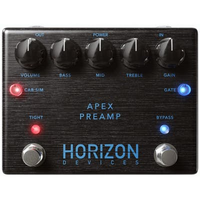 Horizon Devices Apex Preamp Pedal