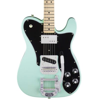 Fender Limited Edition '72 Telecaster with Bigsby Tailpiece in Faded Sonic Blue