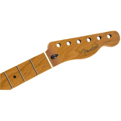 Fender Roasted Maple Telecaster Neck, 22 Jumbo Frets