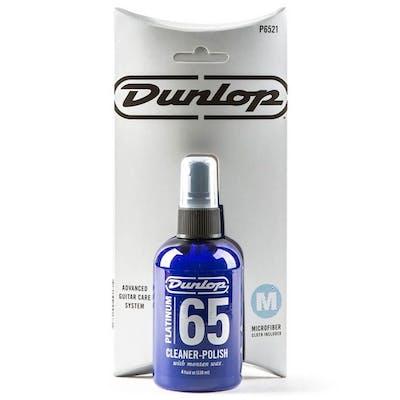 Jim Dunlop Platinum 65 - Polish Kit