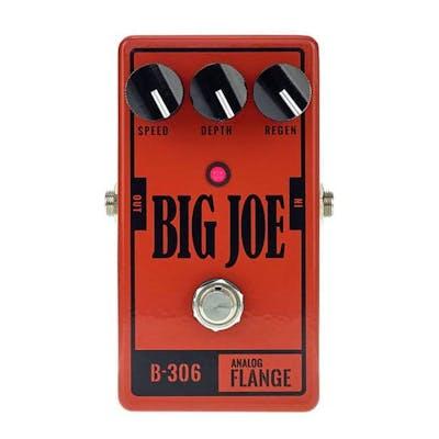 Big Joe Stompbox B-306 Analog Flanger Pedal