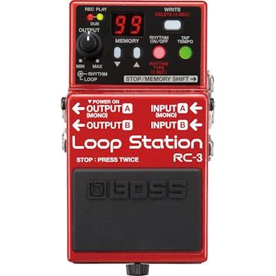 Boss RC-3 Guitar Looper Pedal
