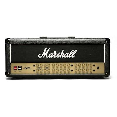 Marshall JVM410H 100W Valve Amp Head