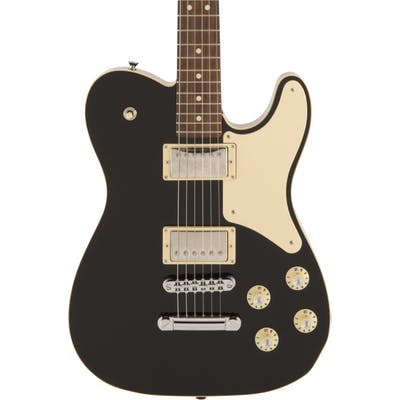 Fender Limited Edition Made In Japan Troublemaker Tele in Black