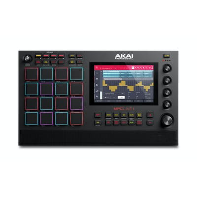 Akai Professional MPC Live II Standalone Music Production Centre