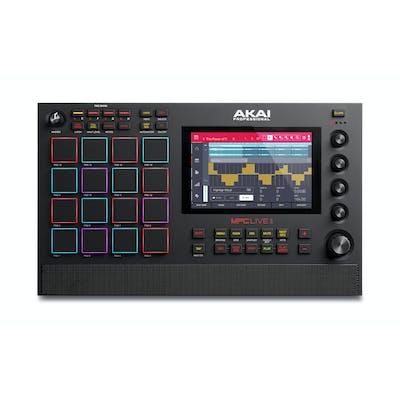 Akai Professional MPC Live II Standalone Music Production Centre