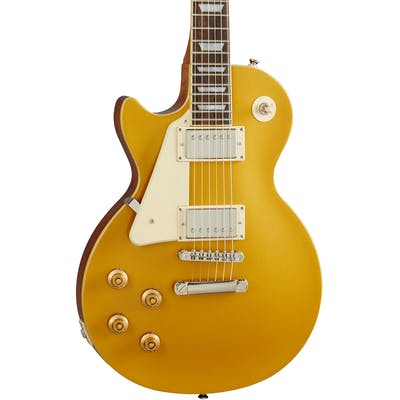 Epiphone Les Paul Standard '50s Left-handed in Metallic Gold