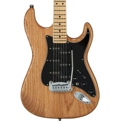G&L USA Fullerton Deluxe Comanche in Vintage Natural Gloss