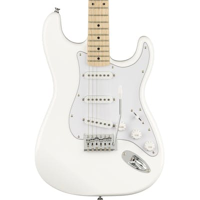 Squier FSR Affinity Stratocaster in Olympic White