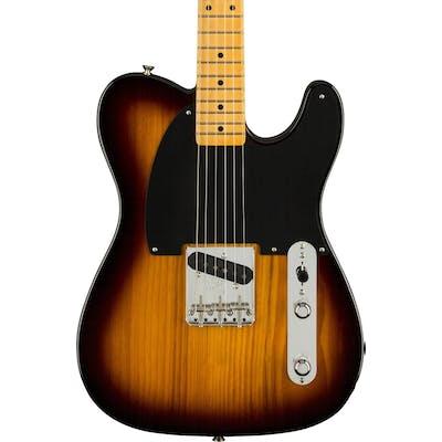 Fender 70th Anniversary Esquire in Two Colour Sunburst