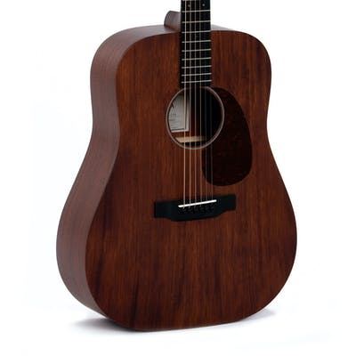 Sigma SIG-DM-15+ Dreadnought Acoustic Guitar