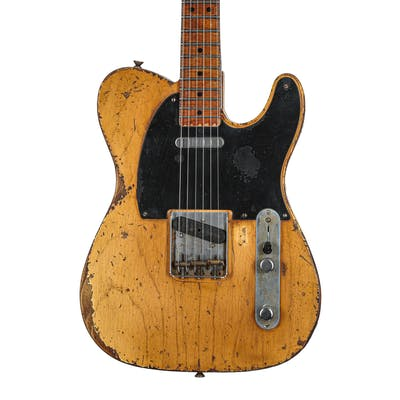 Fender Custom Shop Masterbuilt Limited Edition 70th Anniversary Broadcaster