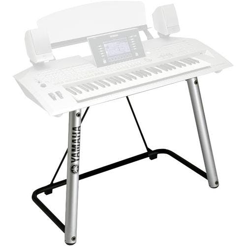 Yamaha Tyros 4 Keyboard With Speaker Set Stand