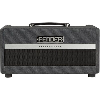 B Stock : Fender Bassbreaker 15 Head