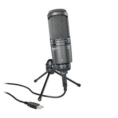 Audio-Technica AT2020USB+ USB Condenser Microphone