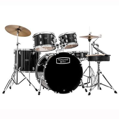 Mapex Tornado 3 Compact Kit in Black